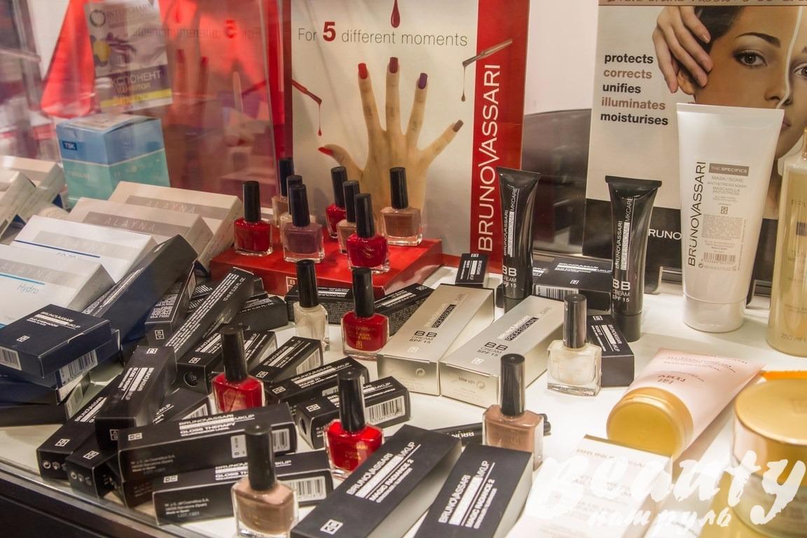 Косметика бруно вассари купить в москве купить косметику люмене в красноярске