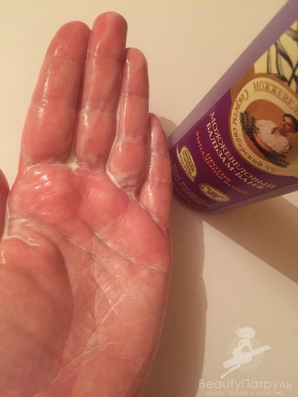 Шампунь бабушка агафья можжевеловый против выпадения волос