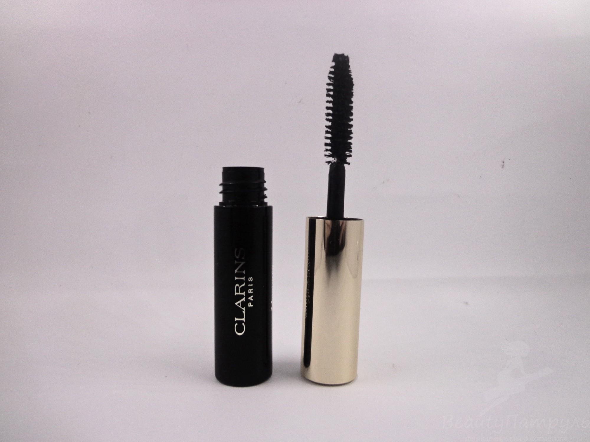 Clarins тушь увеличивающая объем ресниц mascara supra volume отзывы