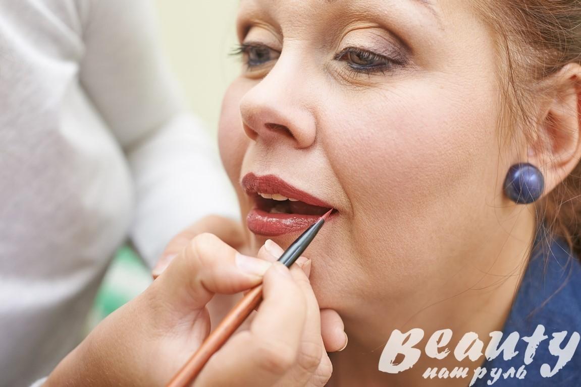 Возрастной макияж видео-уроки